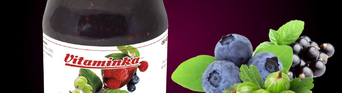 Fruit berries extra jam