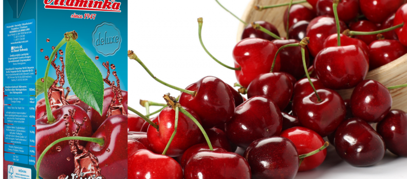Sour cherry deluxe