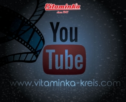 Our new webpage, bringing us closer to you every day. Truly yours, Vitaminka